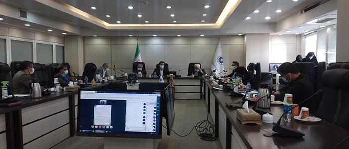 تصویر از مجمع عمومی عادی بطور فوق العاده انجمن واردکنندگان کاغذ، مقوا وفرآورده های سلولزی ایران برگزار شد.