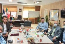 تصویر از جلسه هیئت مدیره انجمن واردکنندگان کاغذ، مقوا و فرآورده های سلولزی ایران با جناب آقای دکترمفتح